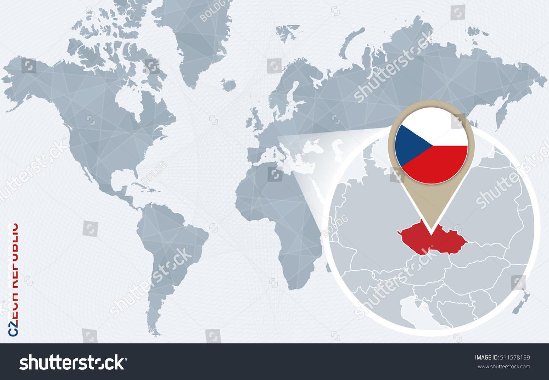 World map czech republic czech republic on world map eastern czech republic on world map gumiabroncs Choice Image